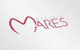 Diseño de logotipo de estudio mares