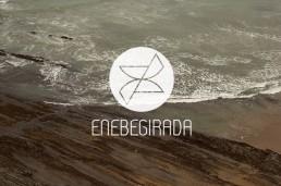 logotipo sobre imagen, Enebegirada