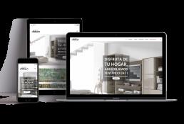Diseño web Bilbao responsive